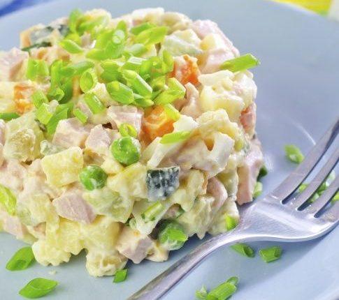 Salata a` la RUSSE